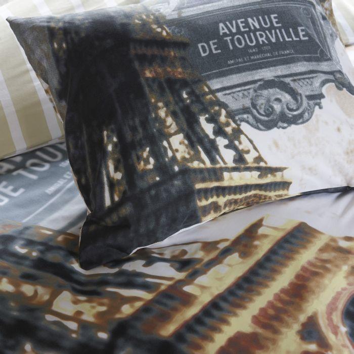 Yes Shop Export Import Tourville Paris Eifelturm Grau Luxus